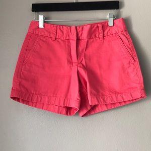 Vineyard vines 100% cotton pink shorts